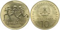 10 Mark 1988 Deutsche Demokratische Republik (DDR) DDR: 10 Mark 1988, 4... 7,50 EUR