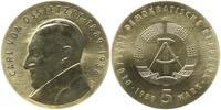 5 Mark 1989 Deutsche Demokratische Republik (DDR) DDR: 5 Mark 1989, 100... 65,00 EUR