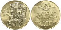 10 Mark 1989 Deutsche Demokratische Republik (DDR) DDR: 10 Mark 1989, 4... 10,00 EUR