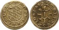 1 Kreuzer 1638 Bayern, Kurfürstentum Maximilian I. (1623-1651, Herzog s... 150,00 EUR  +  7,50 EUR shipping