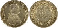 Halber Schulpreistaler o. J. Bayern, Königreich Maximilian I. Joseph (1... 1250,00 EUR