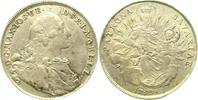 Konventionstaler (Madonnentaler) 1760 Bayern, Kurfürstentum Maximilian ... 80,00 EUR  zzgl. 5,00 EUR Versand