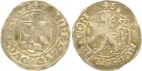 2 Kreuzer (Halber Batzen, Gröschl) 1530 Bayern, Herzogtum Wilhelm IV. '... 60,00 EUR  +  7,50 EUR shipping