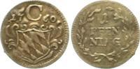 1 Pfennig 1760 Bayern, Kurfürstentum Maximilian III. Joseph (1745-1777)... 65,00 EUR