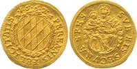 Halber Dukat 1662 Bayern, Kurfürstentum Ferdinand Maria (1651-1679): Ha... 3000,00 EUR