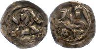 Pfennig - R ohne Jahr Bayern, Herzogtum Rudolf I., 'der Stammler' (1294... 125,00 EUR  +  7,50 EUR shipping