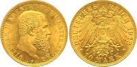 10 Mark - R 1913 F Deutsches Kaiserreich, Württemberg Wilhelm II. (1891... 750,00 EUR  +  12,50 EUR shipping