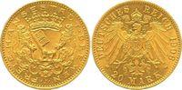 20 Mark 1906 J Deutsches Kaiserreich, Bremen  Prachtexemplar, Stempelgl... 3250,00 EUR free shipping