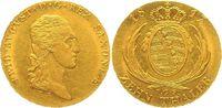 10 Taler (Doppelter August d´or) 1817 Sachsen, Königreich Friedrich Aug... 4250,00 EUR free shipping