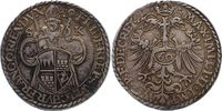 Guldentaler (60 Kreuzer) - RR 1572 Würzburg, Bistum Friedrich von Wirsb... 2500,00 EUR free shipping