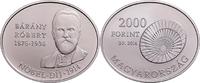 2000 Forint 2014 Ungarn - Hungary - Magyarorszag Róbert Bárány Nobelpre... 12,00 EUR  zzgl. 4,50 EUR Versand