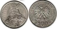 100 Zloty 1986 Polen - Polska - Poland Kasimir III. der Grosse Stemplel... 4,00 EUR