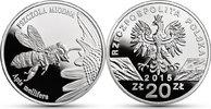 20 Zloty 2008 Polen - Poland - Polska Honigbiene (Apis mellifera) Polie... 56,50 EUR  zzgl. 4,50 EUR Versand