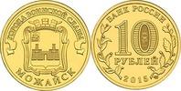 10 Rubel 2015 Rußland - Russia Moschaisk Stempelglanz - unzirkuliert  2,00 EUR  zzgl. 4,50 EUR Versand