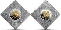 5 Zloty 2016 Polen - Polska - Poland 250 Jahre Münze Warschau Polierte ... 74,00 EUR  zzgl. 4,50 EUR Versand