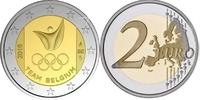2 Euro 2016 Belgien - Belgique - Belgie Olympische Spiele Rio de Janeir... 11,90 EUR  zzgl. 4,50 EUR Versand