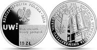 10 Zloty 2016 Polen - Poland - Polska 200 Jahre Universität in Warschau... 42,00 EUR  zzgl. 4,50 EUR Versand