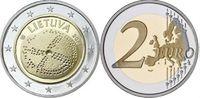 2 EUR 2016 Litauen - Lietuva - Lithuania Litauische Kultur unzirkuliert  3,50 EUR  zzgl. 4,50 EUR Versand