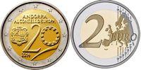 """2 Euro 2014 Andorra """"20. Jahrestag des Beitritts zum Europarat"""" unzirku... 44,00 EUR  zzgl. 4,50 EUR Versand"""