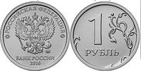 1 Rubel 2016 Rußland -Russia - Rossija Umlaufmünze NEU mit Zarenadler u... 0,80 EUR  zzgl. 4,50 EUR Versand