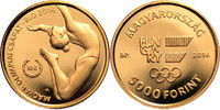 5000 Forint 2016 Ungarn - Hungary - Magyarorszag XXXI. Olympische Somme... 48,00 EUR  zzgl. 4,50 EUR Versand
