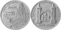 200 Kronen 2016 Tschechien - Czech Republic Petrin Aussichtsturm und Se... 28,00 EUR  zzgl. 4,50 EUR Versand