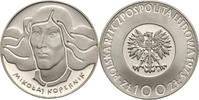 100 Zloty 1973 Polen - Polska - Poland Nikolaus Kopernikus Polierte Pla... 12,00 EUR