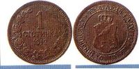 1912 Bulgarien - Bulgaria 1 Stotinka Ferdinand I - 1912 fvz/vz  12,00 EUR  zzgl. 4,50 EUR Versand