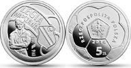 5 Zlotych 2016 Polen - Polska - Poland Polnische Fußballclubs: Legia Wa... 32,00 EUR  zzgl. 4,50 EUR Versand