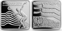 10 Zloty (ab 1.4.2016) 2016 Polen - Poland - Polska Wroclaw Breslau Kul... 49,00 EUR  zzgl. 4,50 EUR Versand