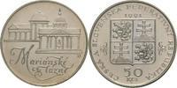 50 Kronen 1991 CSR / CSSR / CSFR - Tschechoslowakei Marianske Lazne / M... 9,00 EUR  zzgl. 4,50 EUR Versand