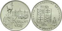 50 Kronen 1991 CSR / CSSR / CSFR - Tschechoslowakei Karlovy Vary / Karl... 12,00 EUR  zzgl. 4,50 EUR Versand