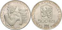 500 Kronen 1983 CSR / CSSR / CSFR Tschechoslowakei Nationaltheater / 10... 49,00 EUR  zzgl. 4,50 EUR Versand