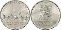 100 Kronen 1982 CSR/CSSR/CSFR - Tschechoslowakei Pferdebahn, 150 J. Inb... 12,00 EUR  zzgl. 4,50 EUR Versand
