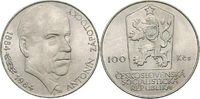 100 Kronen 1984 CSR/CSSR/CSFR - Tschechoslowakei Zapotocky, Antonin - 1... 12,00 EUR  zzgl. 4,50 EUR Versand