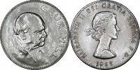 5 Shillings 1965 Großbritannien Great Britain U.K. Winston Churchill- C... 2,00 EUR  zzgl. 4,50 EUR Versand