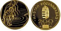 200 Forint 2000 Ungarn - Hungary Christliche Jahrtausendwende Millenniu... 8,00 EUR  zzgl. 4,50 EUR Versand