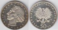 50 Zlotych 1972 Polen - Polska - Poland Fryderyk Chopin - Komponist Pol... 12,00 EUR