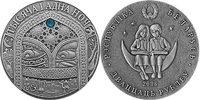 20 Rubel 2006 Belarus Weissrussland 1001 Nacht Märchenmünze mit Stein B... 48,00 EUR
