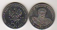50 Zloty 1983 Polen - Polska - Poland Jan III Sobieski 300 Jahre Sieg g... 2,00 EUR