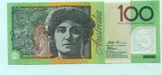 100 Dollars (1996) Australien,  I