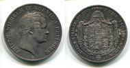 Preussen, Doppeltaler Friedrich Wilhelm IV.1840-1861,