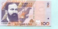 100 Leke 1998 Albanien/Albania,  Unc  4.45 US$ 4,00 EUR  +  7.78 US$ shipping
