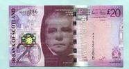20 Pounds 2007 Schottland,  Unc  55,00 EUR  zzgl. 5,00 EUR Versand