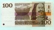 100 Gulden 1970 Niederlande,  I-  245,00 EUR  zzgl. 5,00 EUR Versand