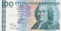 100 Kronur 2001 Schweden,  I  23,00 EUR  zzgl. 5,00 EUR Versand
