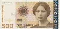 500 Kroner 2005 Norwegen,  I  111,00 EUR  zzgl. 5,00 EUR Versand