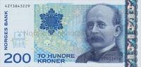 200 Kronor 2006 Norwegen,  I  49,50 EUR  zzgl. 5,00 EUR Versand