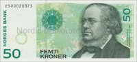 50 Kronor 2008 Norwegen,  I  10,00 EUR  zzgl. 5,00 EUR Versand