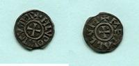 Pfennig (818) Karolinger, Ludwig der Fromme 814-840, ss+  495,00 EUR  zzgl. 5,00 EUR Versand